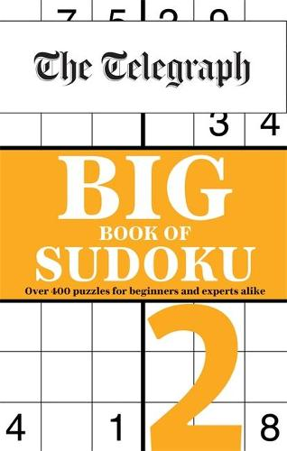 The Telegraph Big Book of Sudoku 2 (Paperback)