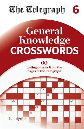 The Telegraph General Knowledge Crosswords 6 (Paperback)