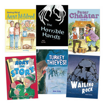 Learn at Home:Pocket Reads Year 4 fiction pack (6 books) (Paperback)