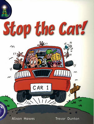 Lighthouse Yr1/P2 Blue: Stop The Car ( 6 pack) - LIGHTHOUSE (Paperback)
