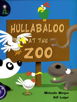 Lighthouse Yr1/P2 Blue: Hullabaloo Zoo (6 pack) - LIGHTHOUSE (Paperback)