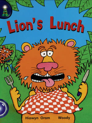 Lighthouse Yr1/P2 Blue: Lions Lunch (6 pack) - LIGHTHOUSE (Paperback)
