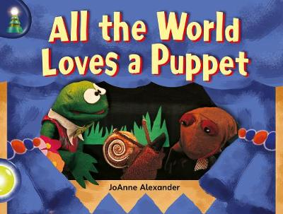 Lighthouse Lime: All The World/Puppet (6 pack) - LIGHTHOUSE (Paperback)