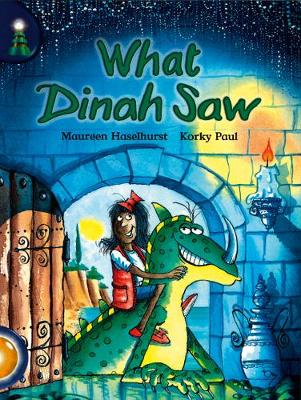 Lighthouse Yr2/P3 Gold: What Dinah Saw (6 pack) - LIGHTHOUSE (Paperback)