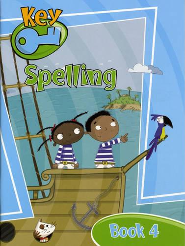 Key Spelling Pupil Book 4 - KEY SPELLING (Paperback)