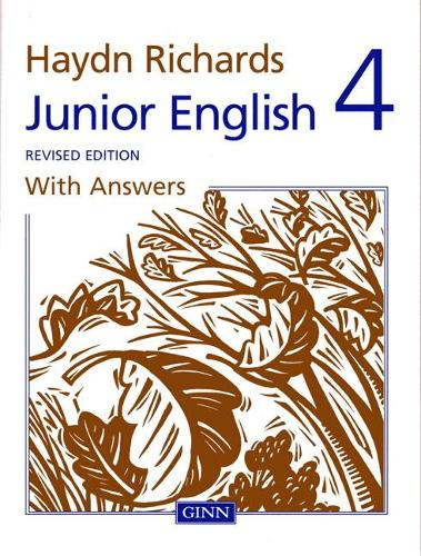 Haydn Richards Junior English Book 4 With Answers (Revised Edition) - HAYDN RICHARDS (Paperback)