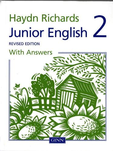 Haydn Richards Junior English Book 2 With Answers (Revised Edition) - HAYDN RICHARDS (Paperback)