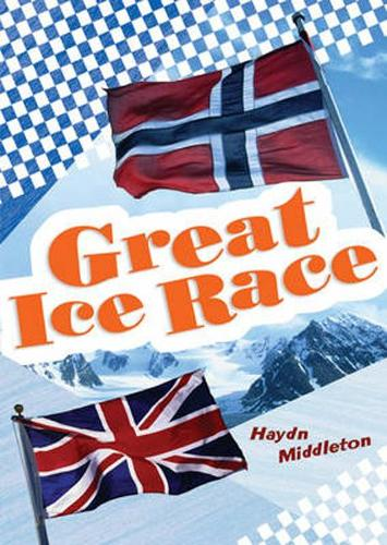 Pocket Facts Year 5: Great Ice Race - POCKET READERS NONFICTION (Paperback)