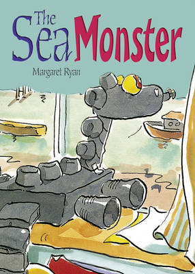 POCKET TALES YEAR 2 THE SEA MONSTER - POCKET READERS FICTION (Paperback)