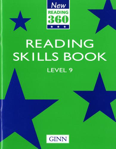New Reading 360 : Level 9 Reading Skills Book ( 1 Pack Of 6 ) - NEW READING 360