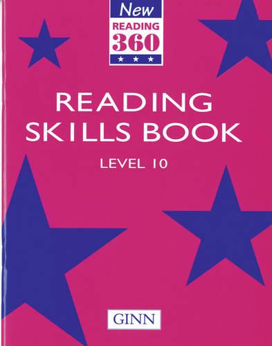 New Reading 360:Level 10 Reading Skills Books (1 Packet Of6 Books) - NEW READING 360