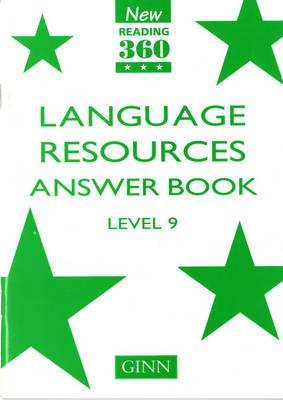 New Reading 360 Level 9: Language Resource Answer Book - NEW READING 360 (Paperback)