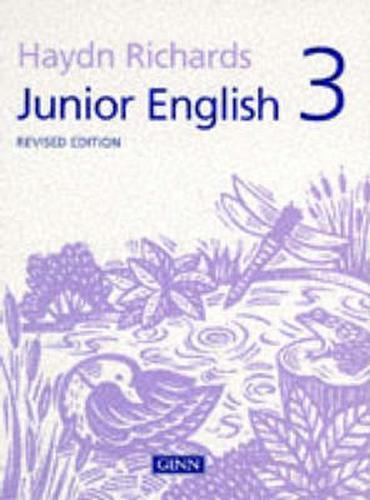 Junior English Revised Edition 3 - HAYDN RICHARDS (Paperback)