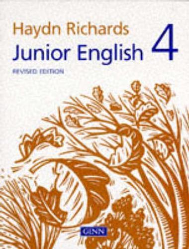 Junior English Revised Edition 4 - HAYDN RICHARDS (Paperback)