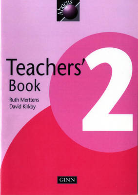 1999 Abacus Year 2 / P3: Teacher Book (England & Wales) - NEW ABACUS (1999) (Paperback)