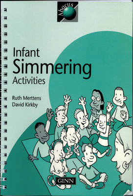 1999 Abacus Year 1-2 / P2-3: Infant Simmering Activities - NEW ABACUS (1999) (Spiral bound)