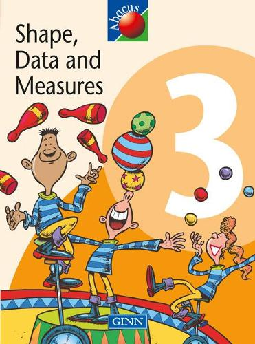 1999 Abacus Year 3 / P4: Textbook Shape, Data & Measures - NEW ABACUS (1999) (Paperback)