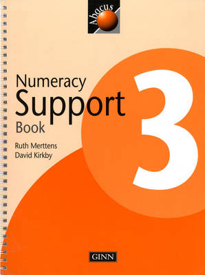 1999 Abacus Year 3 / P4: Numeracy Support Book - NEW ABACUS (1999) (Spiral bound)