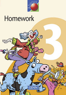 1999 Abacus Year 3 / P4: Homework Book - NEW ABACUS (1999) (Paperback)