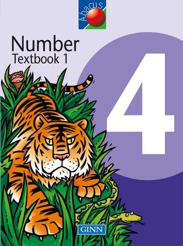 1999 Abacus Year 4 / P5: Textbook Number 1 - NEW ABACUS (1999) (Paperback)