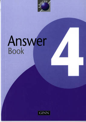 1999 Abacus Year 4 / P5: Answer Book - NEW ABACUS (1999) (Paperback)