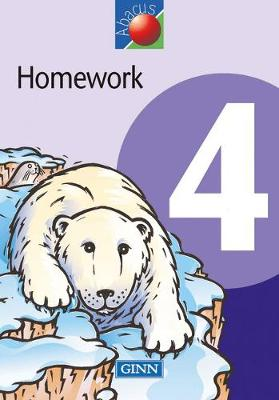 1999 Abacus Year 4 / P5: Homework Book - NEW ABACUS (1999) (Paperback)