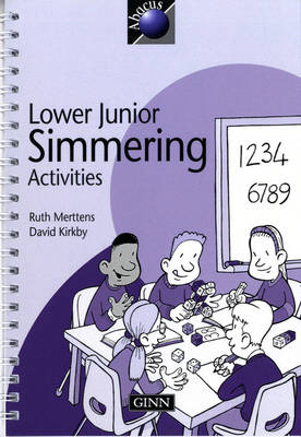1999 Abacus Year 3-4 / P4-5: Lower Junior Simmering Activities - NEW ABACUS (1999) (Spiral bound)
