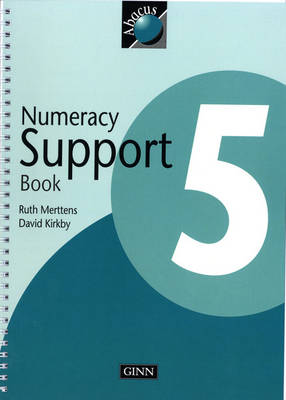 1999 Abacus Year 5 / P6: Numeracy Support Book - NEW ABACUS (1999) (Spiral bound)