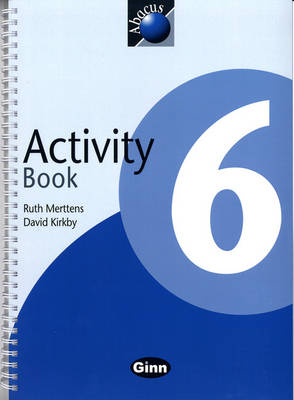 1999 Abacus Year 6 / P7: Activity Book - NEW ABACUS (1999) (Spiral bound)