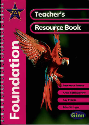 New Star Science Foundation/P1 Teachers' Resource Book - STAR SCIENCE NEW EDITION (Spiral bound)