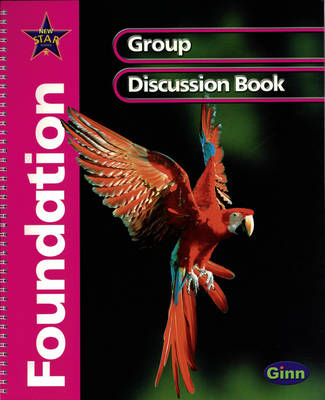New Star Science Foundation/P1: Group Discussion Book - STAR SCIENCE NEW EDITION (Spiral bound)
