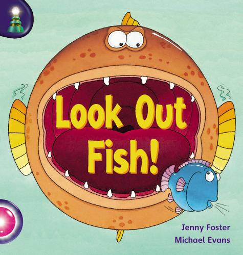 Lighthouse Reception Pink B: Look Out, Fish - LIGHTHOUSE (Paperback)