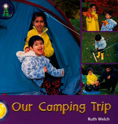 Lighthouse Year 1 Yellow Our Camping Trip - LIGHTHOUSE (Paperback)