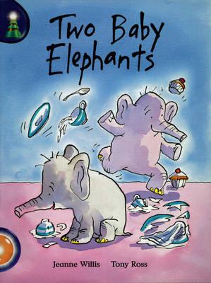 Lighthouse Year 1 Orange: Two Baby Elephants - LIGHTHOUSE (Paperback)