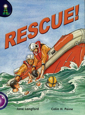 Lighthouse Year 2 Purple: Rescue! - LIGHTHOUSE (Paperback)