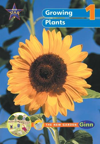New Star Science Yr1/P2 : Growing Plants Big Book - STAR SCIENCE NEW EDITION (Paperback)