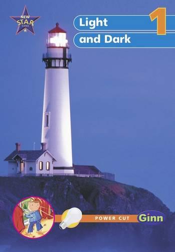 New Star Science Yr1/P2: Light & Dark Big Book - STAR SCIENCE NEW EDITION (Paperback)
