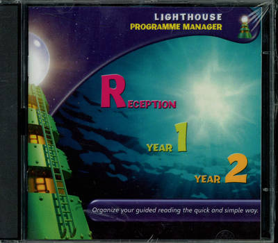Lighthouse Programme Manager CD - Lighthouse (CD-ROM)
