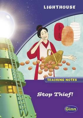 Lighthouse 2 Purple Stop Thief Teachers Notes - LIGHTHOUSE (Paperback)