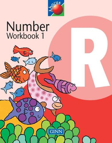 1999 Abacus Reception / P1: Workbook Number 1 (8 pack) - NEW ABACUS (1999)