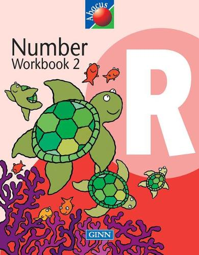 1999 Abacus Reception / P1: Workbook Number 2 (8 pack) - NEW ABACUS (1999)