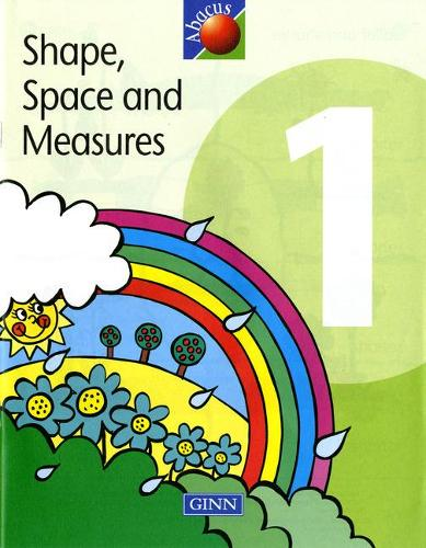 1999 Abacus Year 1 / P2: Workbook Shape, Space & Measures (8 pack) - NEW ABACUS (1999)