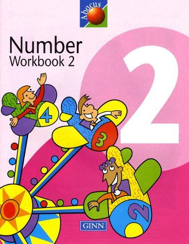 1999 Abacus Year 2 / P3: Workbook Number 2 (8 pack) - NEW ABACUS (1999)
