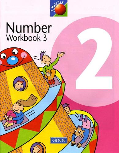 1999 Abacus Year 2 / P3: Workbook Number 3 (8 pack) - NEW ABACUS (1999)