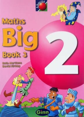 1999 Abacus Year 2 / P3: Big Book 3 - NEW ABACUS (1999) (Spiral bound)
