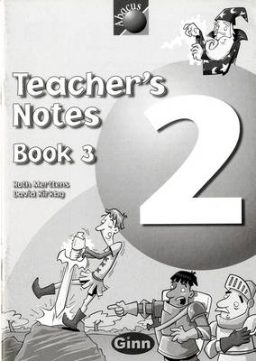 1999 Abacus Year 2 / P3: Big Book 3 Teacher Notes - NEW ABACUS (1999) (Paperback)