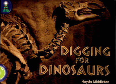 Lighthouse Lime Level: Digging For Dinosaurs Single - LIGHTHOUSE (Paperback)