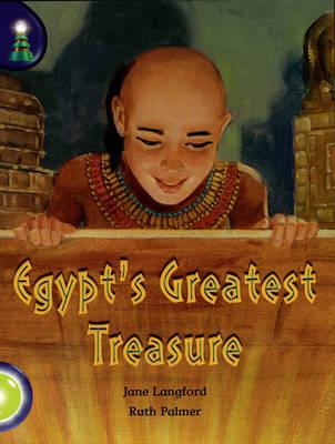 Lighthouse Lime Level: Egypt's Greatest Treasure Single - LIGHTHOUSE (Paperback)