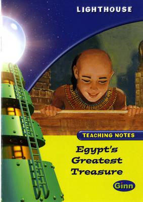 Lighthouse Lime Level: Egypt's Greatest Treasure Teaching Notes - LIGHTHOUSE (Paperback)