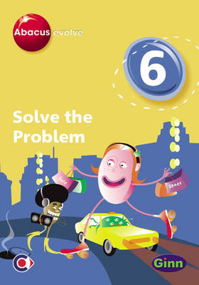 Abacus Evolve (non-UK) Year 6: Solve the Problem Single-User Disk - Abacus Evolve (2005) Solve the Problem (CD-ROM)